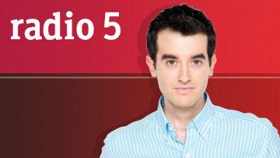 Patio de Voces - David Otero regresa convertido en aire - 04/02/17 - Escuchar ahora