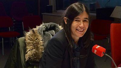 Entrevista a María Blasco - Escuchar ahora