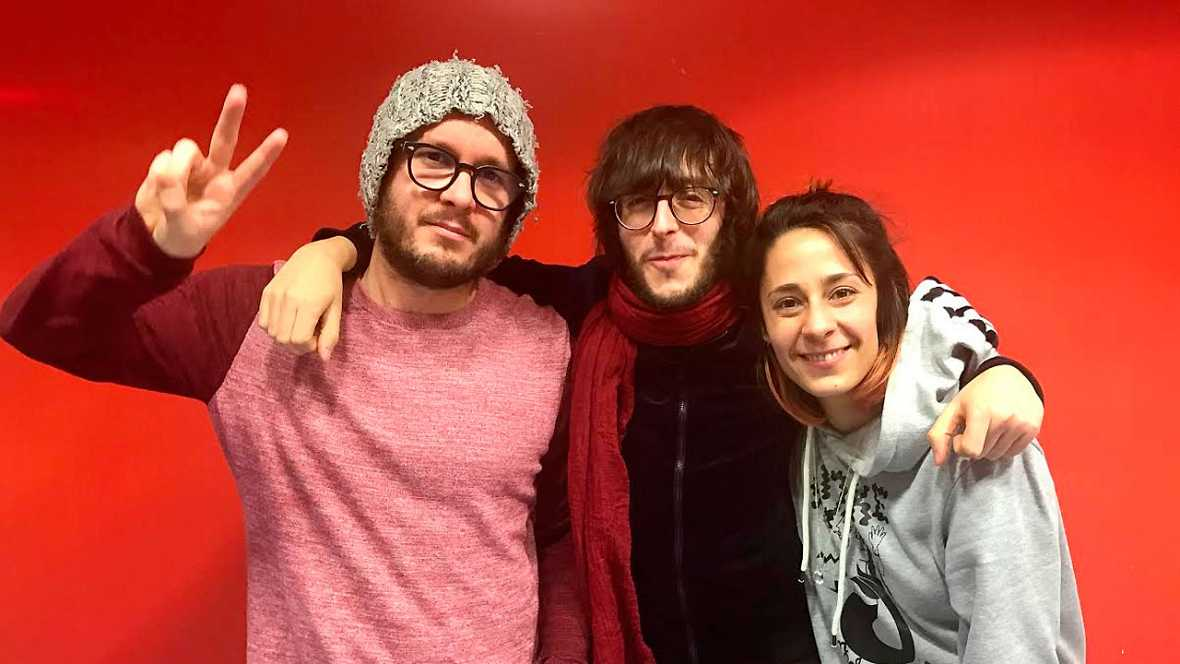 En Radio 3 - Rufus T. Firefly y Martí Perarnau - 04/02/17 - escuchar ahora