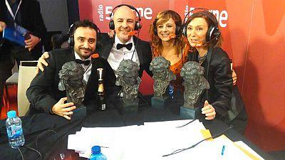 Especiales RNE - Especial Gala de los Goya 2017 - Segunda parte - 05/02/17 - Escuchar ahora