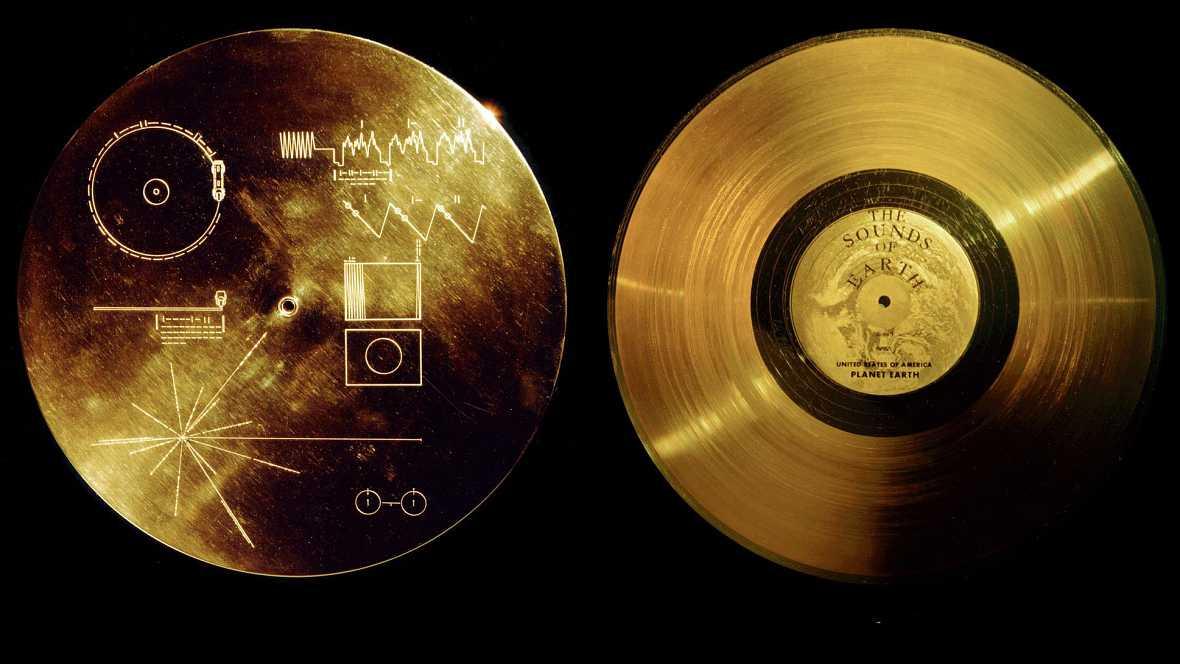 Amigos de Radio Exterior de España - El disco de oro de las Voyager - 06/02/17 - escuchar ahora