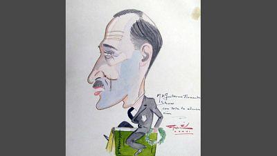 La sala - Cuaderno de zarzuela: Carlos Fernández-Shaw - 06/02/17 - Escuchar ahora