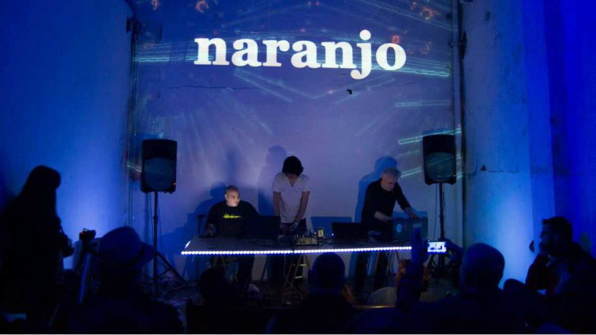 Resonancias - NIETO /PIÑANGO. Two unfocused cardinal points - 15/02/17 - escuchar ahora