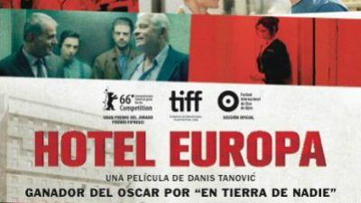 Danis Tanovic nos invita al 'Hotel Europa' - Escuchar ahora