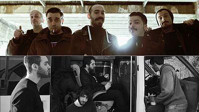 Bandera negra - Viva Belgrado vs. Agónica - 16/02/17 - escuchar ahora