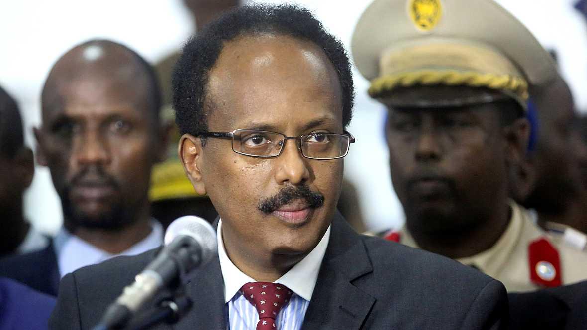 África hoy - Mohamed Abdullahi Farmaajo, nuevo presidente electo de Somalia - 09/02/17 - escuchar ahora