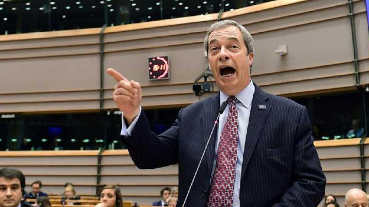 Europa abierta - La difícil aplicación del 'botón rojo' del Parlamento Europeo contra el odio - escuchar ahora