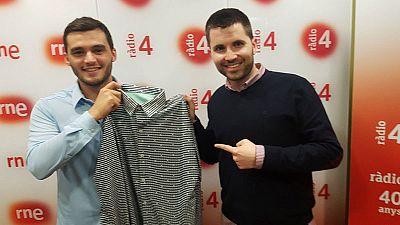 Amics i coneguts - Com volem que ens recordin + Sepiia: Camises intel·ligents antitaques i que no s'han de planxar