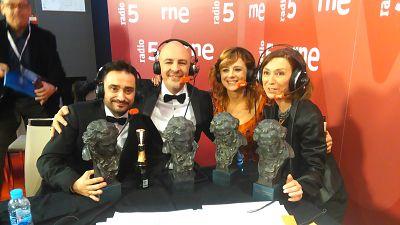 Resumen completo premios Goya - Escuchar ahora