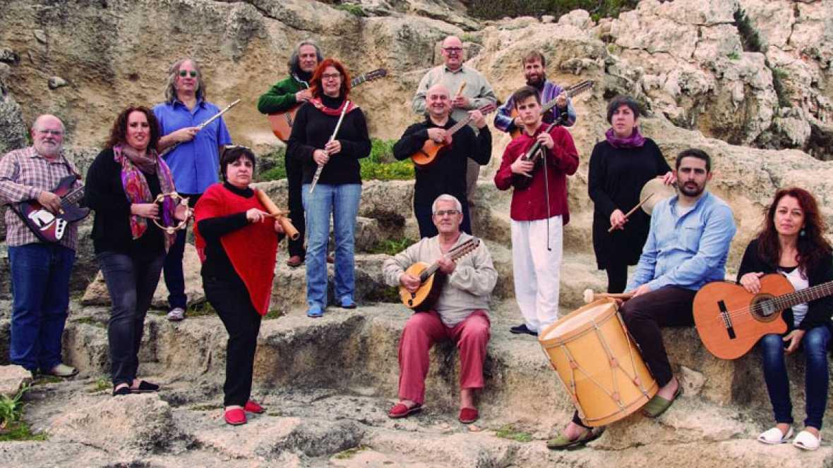 Tradicionàrius - Menorca: Es bastió de s'illa