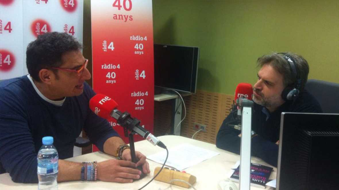 El matí a Ràdio 4 - El periodista Lluís Pastor ens presenta el seu llibre 'El «Jefe» parla'