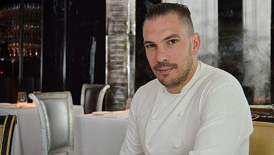 Marca España - Madrid y Barcelona unidas por la cocina del chef Aurelio Morales - escuchar ahora