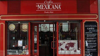 Marca España - La tienda que mas café vende del mundo está en Madrid - 16/02/17 - escuchar ahora