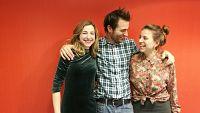 La sala - Nausicaa Bonnín, Anna Moliner y Borja Espinosa - 11/02/17 - Escuchar ahora