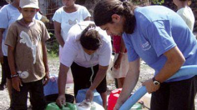 Sumando esfuerzos - Valores, Derechos Humanos y trabajo en terreno de ONG - 18/02/17 - escuchar ahora