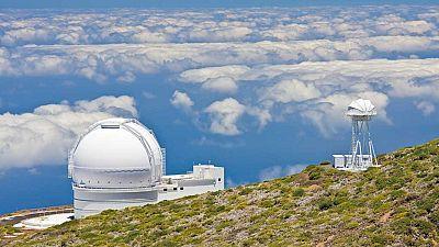 Las cuñas de RNE - La historia de la astronomía española, en 'Documentos RNE' - Escuchar ahora