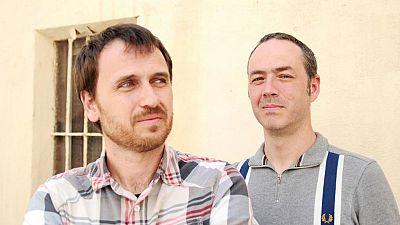 Catalunya Exprés Magazine - Entrevista al duet de rap Ascensa Furore i Belda&Sanjosex en presenten 'Cantut'