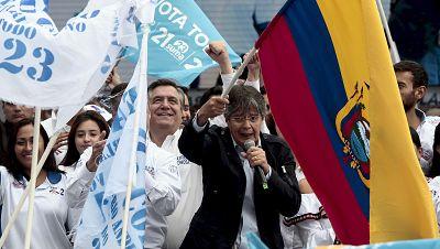 América hoy - Ecuador elige este domingo al sucesor de Rafael Correa - 16/02/17 - Escuchar ahora
