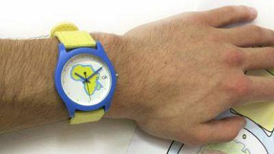 Artesfera - Binemombo, un reloj solidario - 17/02/17 - Escuchar ahora
