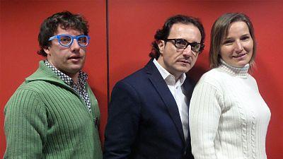 Club 21 - Amb Jordi Cusidó i Stania Kuspertova