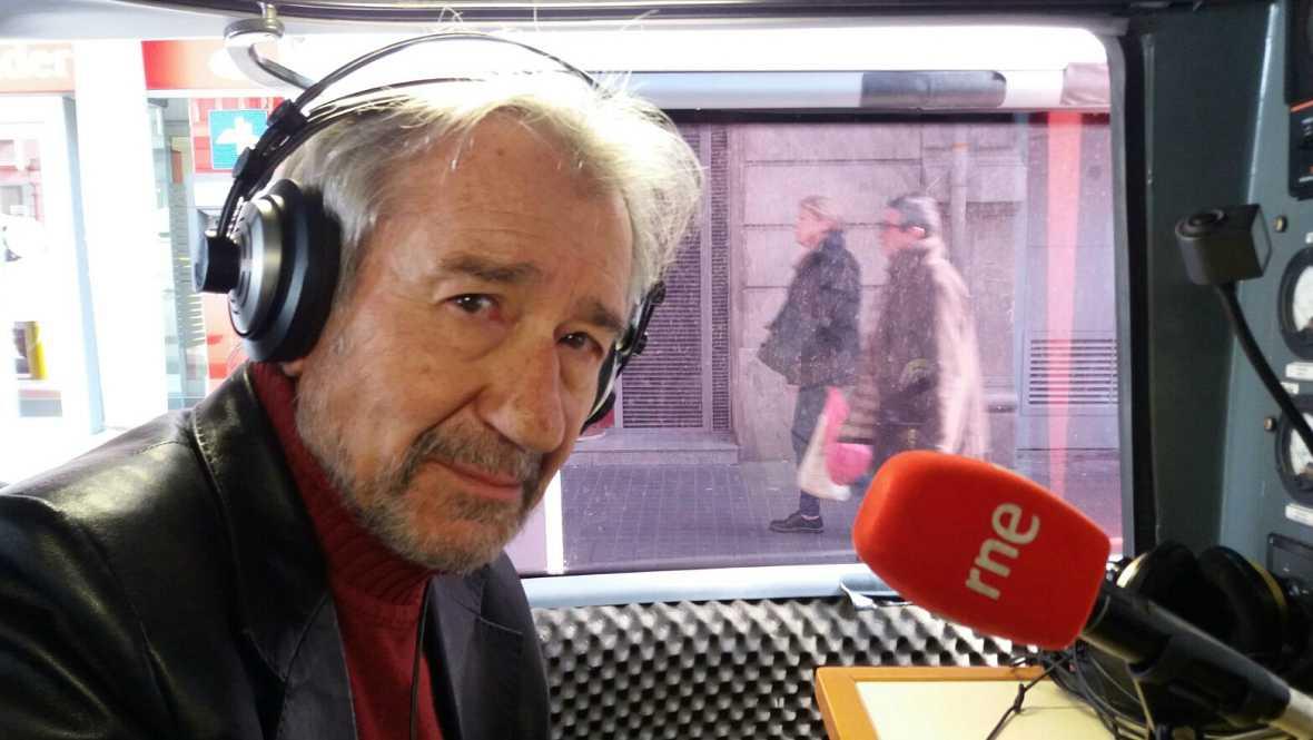 Entrevista a José Sacristán - Escuchar ahora