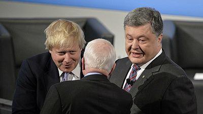 Rusia y Ucrania avalan propuesta de alto el fuego - Escuchar ahora