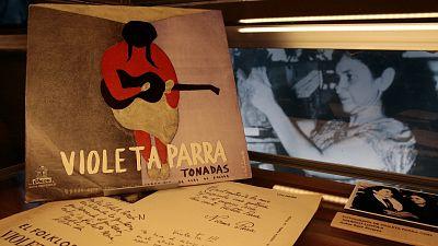 Café del Sur - Violeta Parra - 19/02/17 - escuchar ahora