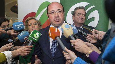 Las mañanas de RNE - La oposición pide la dimisión del presidente de Murcia - Escuchar ahora