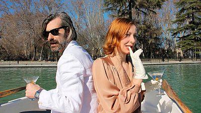 Disco Grande - Un paseo de música y cine con Aaron Rux y Lorena Iglesias - 21/02/17 - escuchar ahora