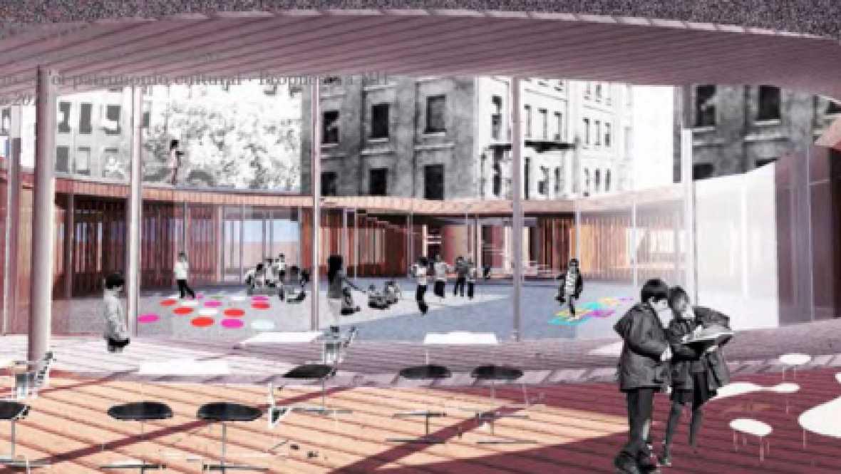 Salimos por el mundo - Claudia Conde, una arquitecta española que triunfa en EE. UU. - 21/02/17 - escuchar ahora