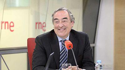"""Las mañanas de RNE - Juan Rosell acusa a los sindicatos de """"dar espectáculo"""" - Escuchar ahora"""