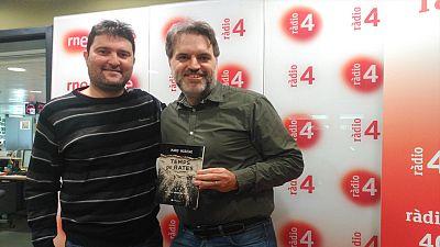 El matí a Ràdio 4 - Marc Moreno, autor de Temps de Rates