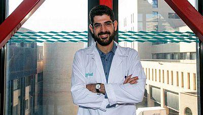 Marca España - César Velasco, la nueva generación de médicos españoles - 22/02/17 - escuchar ahora