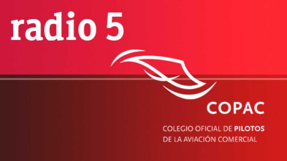 Por todo lo alto - Pilotos españoles combatiendo el fuego en Chile - 22/02/17 - escuchar ahora