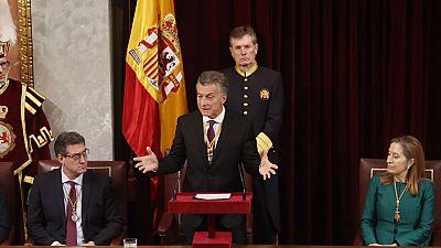 Diario de las 2 - Macri hace un llamamiento para mejorar las relaciones con España - Escuchar ahora