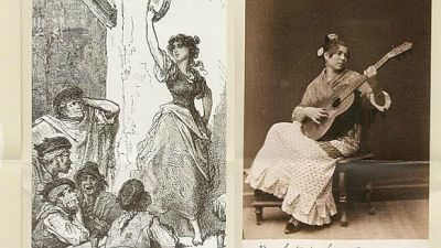 Escapadas - Patrimonio flamenco en la Biblioteca Nacional - 24/02/17 - Escuchar ahora