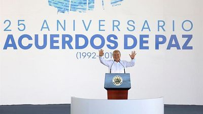 Cooperación es Desarrollo - 25 años de paz en El Salvador - 26/02/17 - escuchar ahora