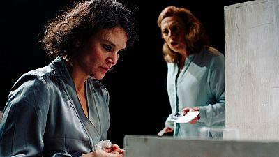 La sala - Territorio Osinaga: 'Édith Piaf. Taxidermia de un gorrión' - 24/02/17 - Escuchar ahora