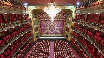 La sala - Luis Rallo nos lleva hasta el Teatro Español de Madrid - 24/02/17 - Escuchar ahora