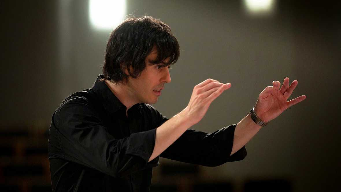 Marca España - Nos visita el director de orquesta Nacho de Paz - 24/02/17 - escuchar ahora