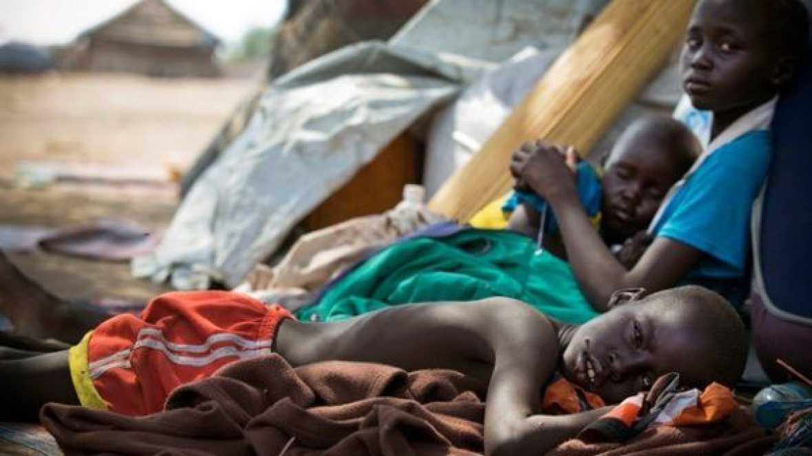 Mundo solidario - La hambruna en Sudán del Sur - 26/02/17 - escuchar ahora