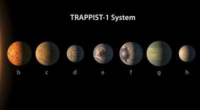 Marca España - La Ciencia a la expectativa ante el descubrimiento de siete planetas similares a la Tierra - 27/02/17 - escuchar ahora