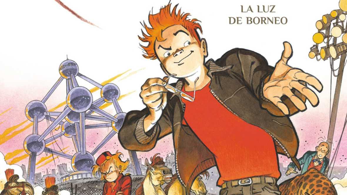 Viñetas y bocadillos - Spirou. 'La luz de Borneo' - 26/02/17