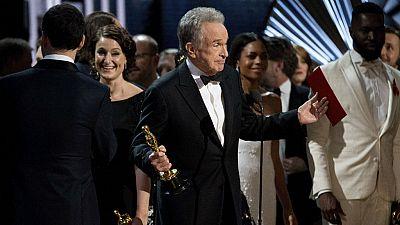 Diario de las 2 - Se investiga el error en la ceremonia de los Oscar - Escuchar ahora