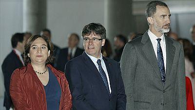 Diario de las 2 - Puigdemont pide al Gobierno que haga caso a las palabras del rey - Escuchar ahora