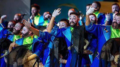 Reportajes en R5 - Especial centenario de las murgas del Carnaval de Santa Cruz de Tenerife - 28/02/17 - Escuchar ahora