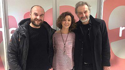 Pedro Rivero y Alberto Vázquez nos presentan 'Psiconautas' - Escuchar ahora