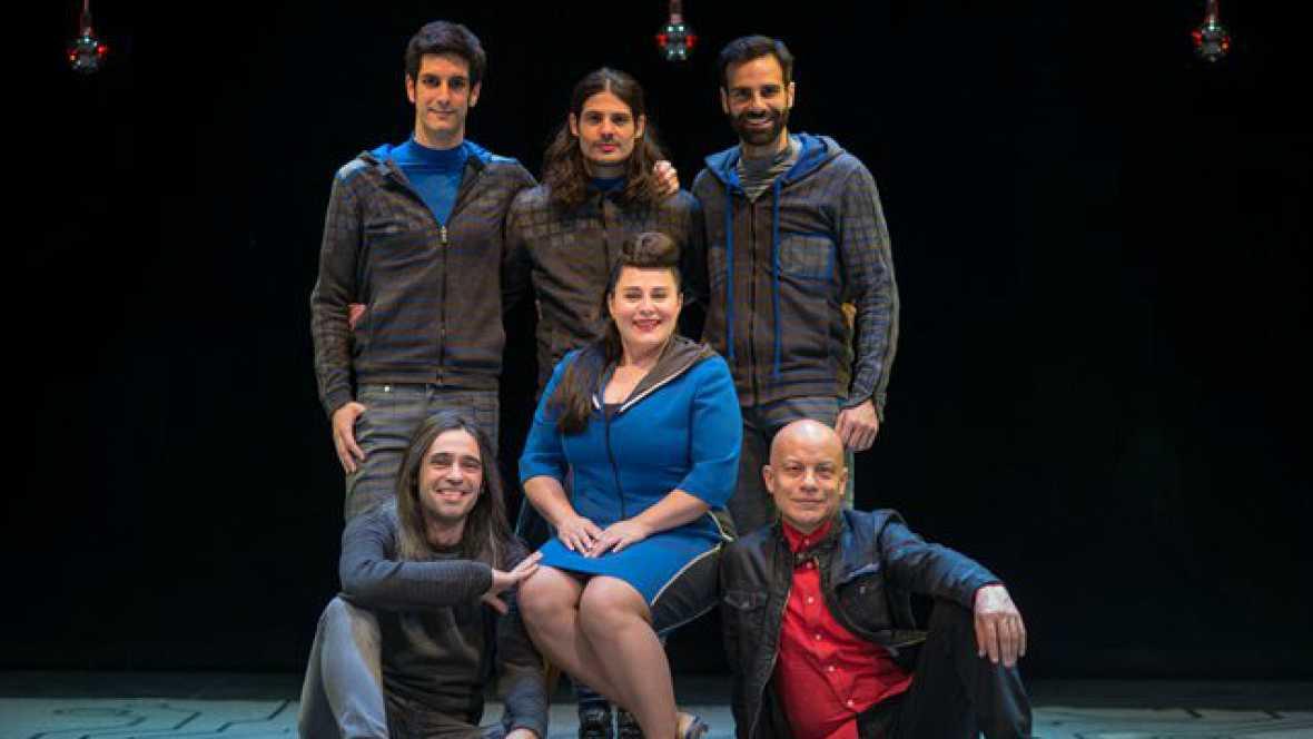 La sala - Fran Perea muestra el otro lado de 'Comedia multimedia' - 02/03/17 - Escuchar ahora