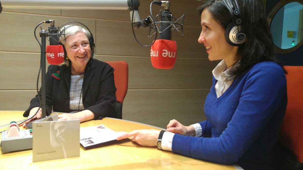 Música viva - Entrevista a Teresa Catalán - 05/03/17 - escuchar ahora