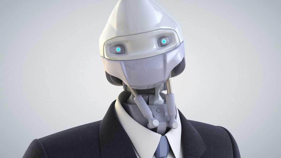 A hombros de gigantes - La difícil convivencia con robots inteligentes - 06/03/17 - Escuchar ahora